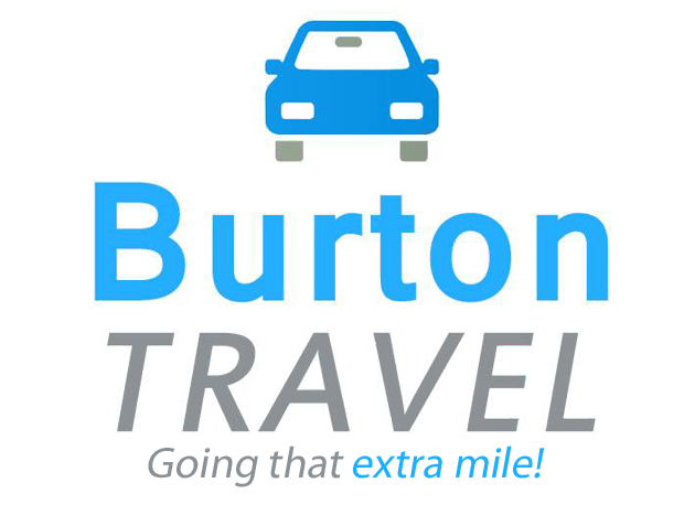 Burton Travel logo